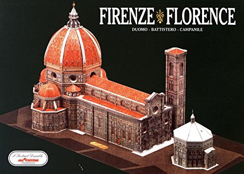 9782864040637: Firenze / Florence: Duomo, Battistero, Campanile (Architecture et Modélisme) (French, English, German, Spanish, Italian and Japanese Edition)