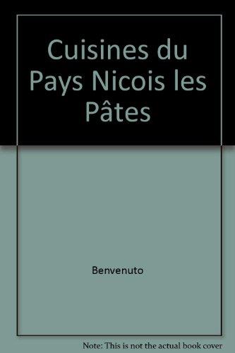 9782864103431: Cuisines du Pays Nicois les P�tes