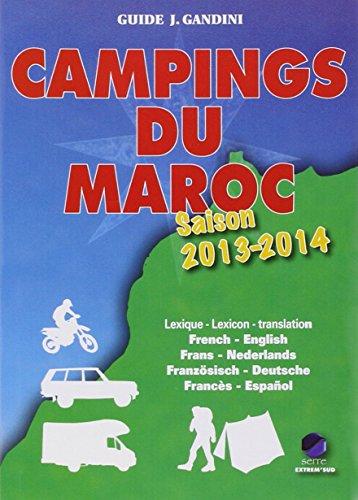 9782864105817: Camping du Maroc 2013-2014
