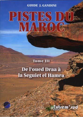 9782864105978: Pistes du Maroc : Tome 3, De l'oued Draa à la Seguiet el Hamra (Guide J. Gandini)