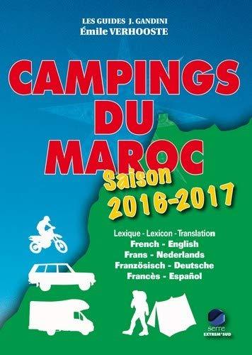 Campings Du Maroc 1617: Verhooste, Emile