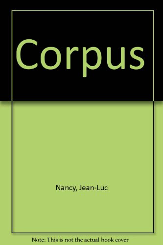 9782864241249: Corpus (French Edition)