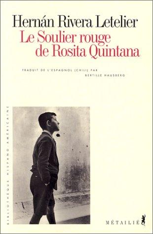Le soulier rouge de Rosita Quintana [Feb