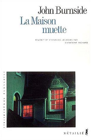 9782864244806: La Maison muette