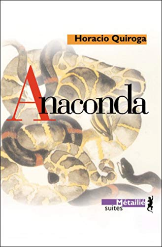 9782864245353: Anaconda (Suites)