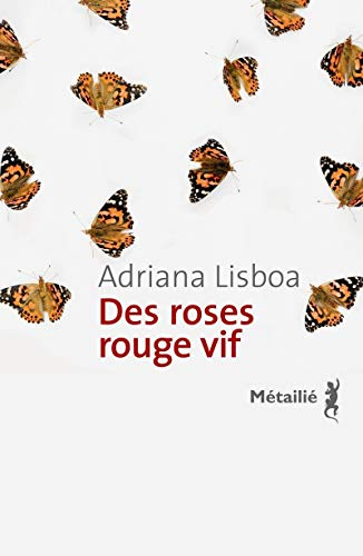 9782864246800: Des roses rouge vif