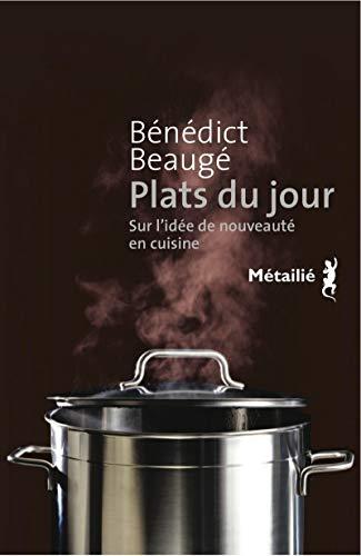 Plats du jour: Beaugé, Bénédict