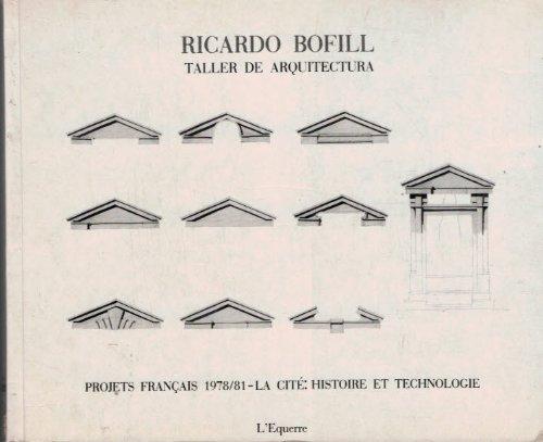 9782864250241: La cité: Histoire et technologie, projets français 1978/81 (French Edition)