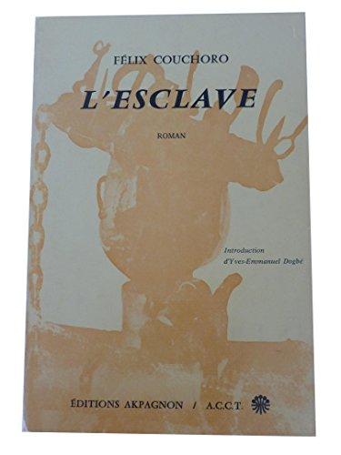 9782864270195: L'esclave: Roman (French Edition)