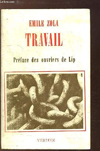 9782864320029: Travail (French Edition)