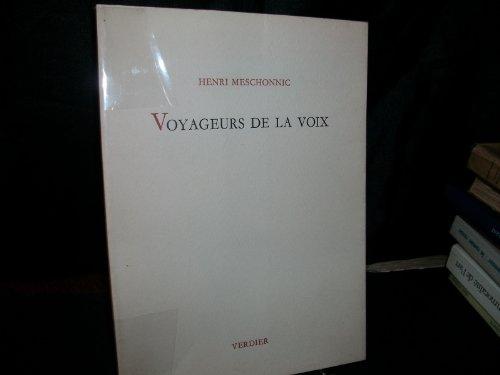 9782864320425: Voyageurs de la voix