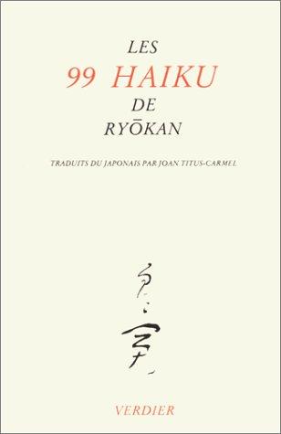 9782864320531: Les 99 haiku de Ryokan