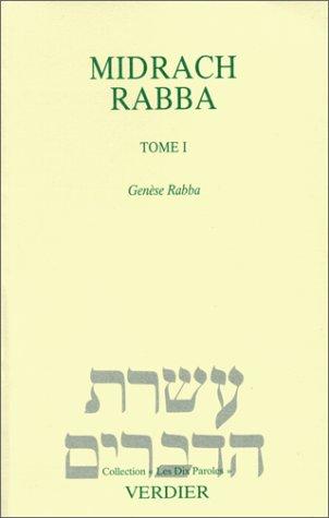 "Midrach rabba (Collection ""Les Dix paroles"") (French Edition)"