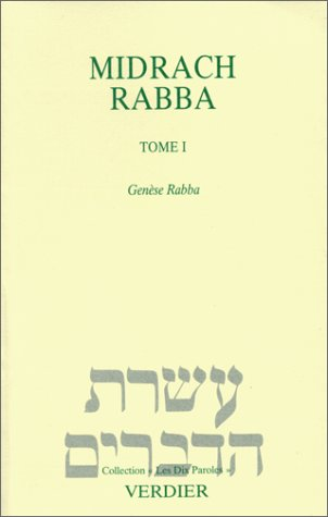 "Midrach rabba (Collection ""Les Dix paroles"") (French Edition): Albert Cohen-Arazi, ..."