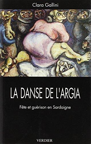 danse de l'argia: Clara Gallini