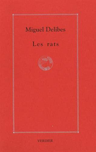 9782864321163: Les rats
