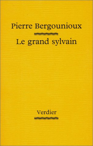 9782864321767: Le grand sylvain (French Edition)