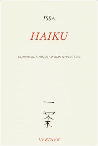 9782864321996: Haiku