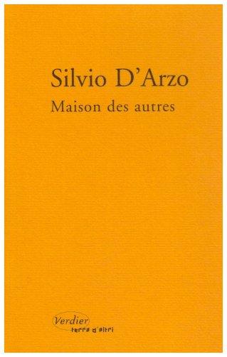9782864322832: Maison des autres. suivi de Un moment comme ça (Terra d'altri)
