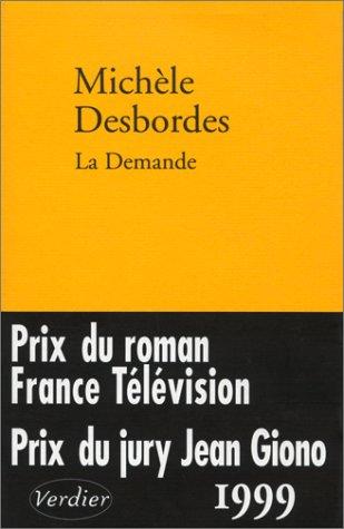 9782864323037: La demande: Histoire (French Edition)