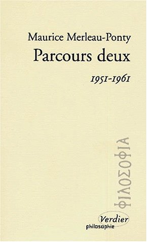 9782864323341: Parcours: 1951-1961