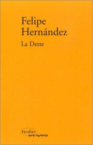 9782864323433: La Dette