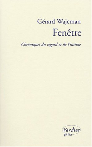 9782864324157: Fenêtre (Philia)