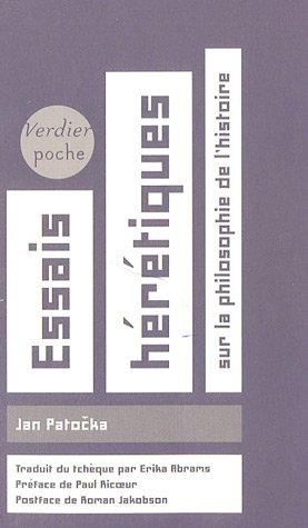 9782864324973: Essais hérétiques : Sur la philosophie de l'Histoire