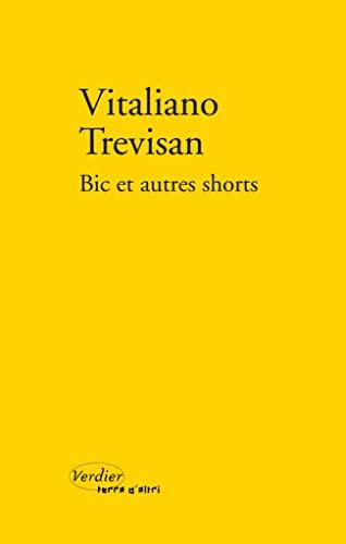 9782864325253: Bic et autres shorts