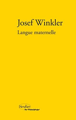 9782864325482: Langue maternelle