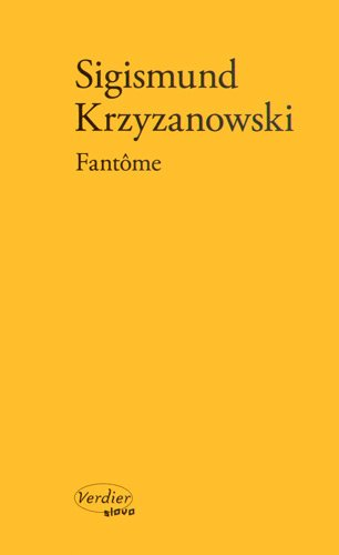 9782864326205: Fantôme (Slovo)