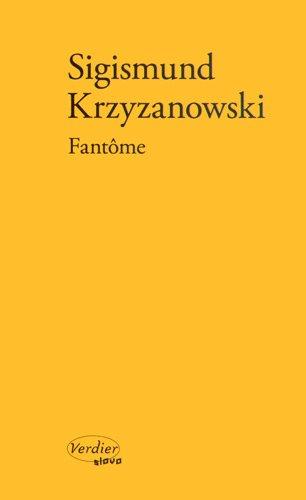 9782864326205: Fantôme
