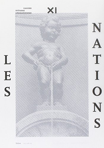 Cahiers d'Etudes Lévinassiennes, N° 11 : Les nations: Carine Brenner