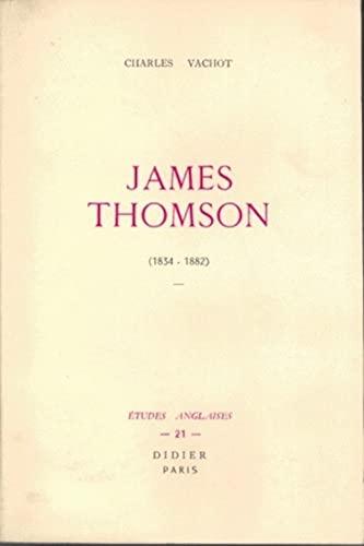 James thomson (1834-1882): Charles Vachot