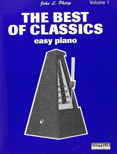 9782864611042: Partition: Best of classics easy piano