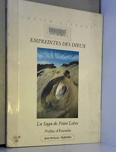 Lucien Clergue - Empreintes Des Dieux :