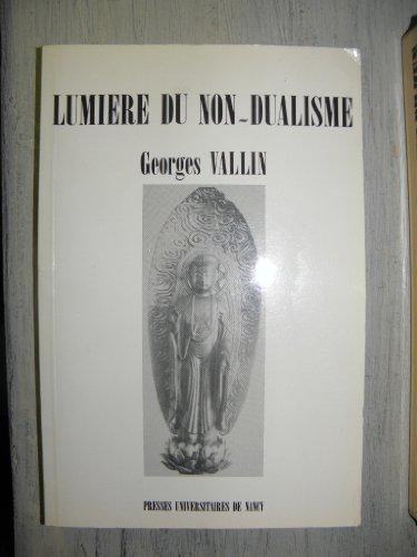 9782864801856: Lumière du non-dualisme (French Edition)