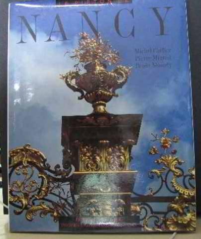 Le piéton de Nancy (Beaux Livres): Caffier, Michel, Pierre