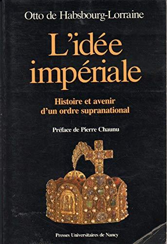 9782864803928: Id�e imperiale