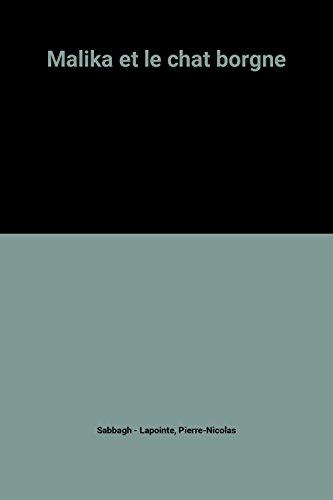 9782864850649: Malika et le chat borgne