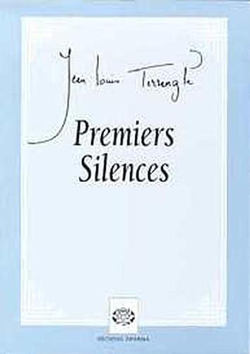 9782864870234: Premiers silences ou La transparence du chat