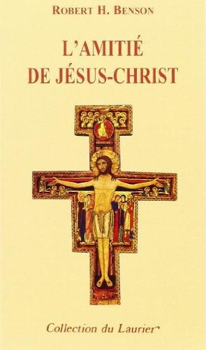 9782864952299: L'amitié de jesus