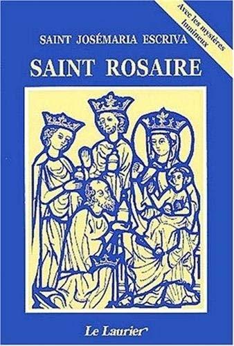 9782864952541: Saint Rosaire