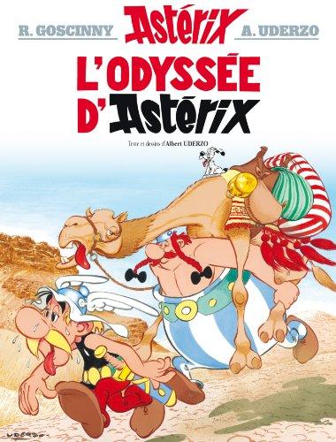 L'ODYSSEE D'ASTERIX: GOSCINNY & UDERZO