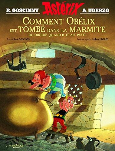 9782864970392: Comment Obélix Est Tombé dans la Marmite du Druide Quand Il Etait Petit (French Edition)