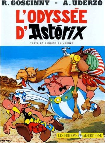 L'Odyssée d'Astérix: René Goscinny