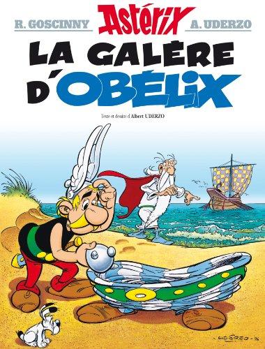 9782864970965: La Galère d'Obélix (une aventure d'Astérix)