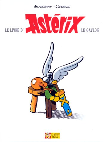 9782864971344: Le Livre d'Astérix le gaulois (version Luxe)