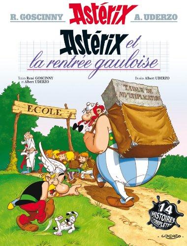 9782864971535: Astérix et la rentrée gauloise: quatorze histoires complètes d'Astérix (Asterix)