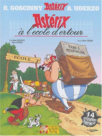Astérix et la rentrée gauloise (version gallo): GOSCINNY-R+UDERZO-A